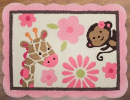 Carter's Jungle Jill 30 X 40 Rug - 1