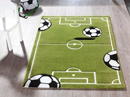 kinderzimmer teppich fussball bibkunstschuur. Black Bedroom Furniture Sets. Home Design Ideas