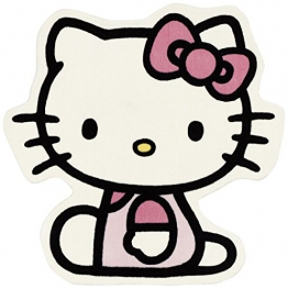 Hello Kitty HK-BC-101 Teppich, 100 cm, Form - 1