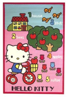 """Hello Kitty """"Spielteppich - 1"""