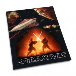 Herding 648535012412 Kinderteppich Star Wars, 100 x 130 cm - 1