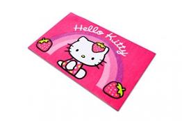 Hochwertiger Kinderteppich Hello Kitty 50x80cm K-9481-01 - 1