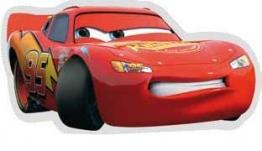 Kinderteppich Disney Cars McQueen 95 rot 134x67cm - 1