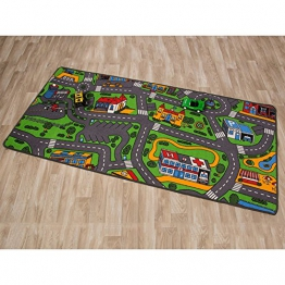 Kinderteppich Spielteppich CITY 1,40 x 2,00 - 1