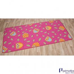 Kinderteppich Spielteppich Happy Owl 0,95 x 2,00 - 1