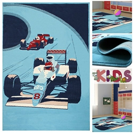 kinderzimmer teppich f r jungs bibkunstschuur. Black Bedroom Furniture Sets. Home Design Ideas