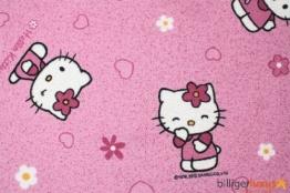 Sanrio Hello Kitty Teppich Kinderteppich Spielteppich NEU rosa, Größe:180x120cm - 1