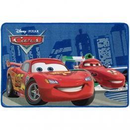 Teppich Disney Cars Lightning McQueen Kinderteppich 80x120cm +++ SUPER WEIHNACHTSGESCHENK +++ - 1